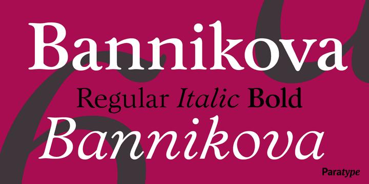 242684 1 - Font dňa – Bannikova