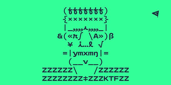 271369 - Font dňa – Monotalic
