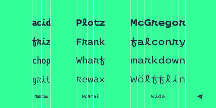 275860 - Font dňa – Monotalic