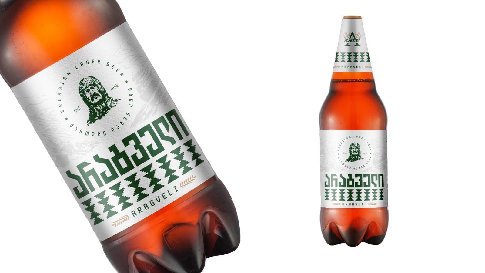 9 Simulation - Odvážná podoba piva Aragveli