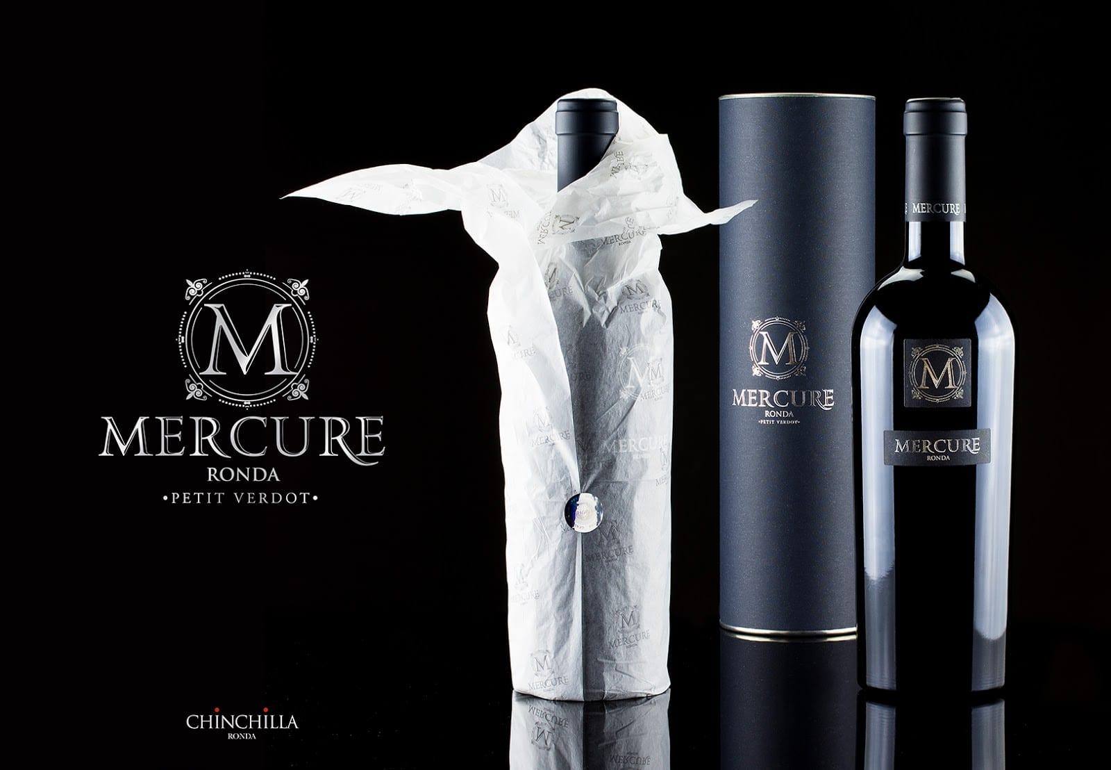 Mercure Petit Verdot 1 - Jedinečná lahev vína Mercure Petit Verdot