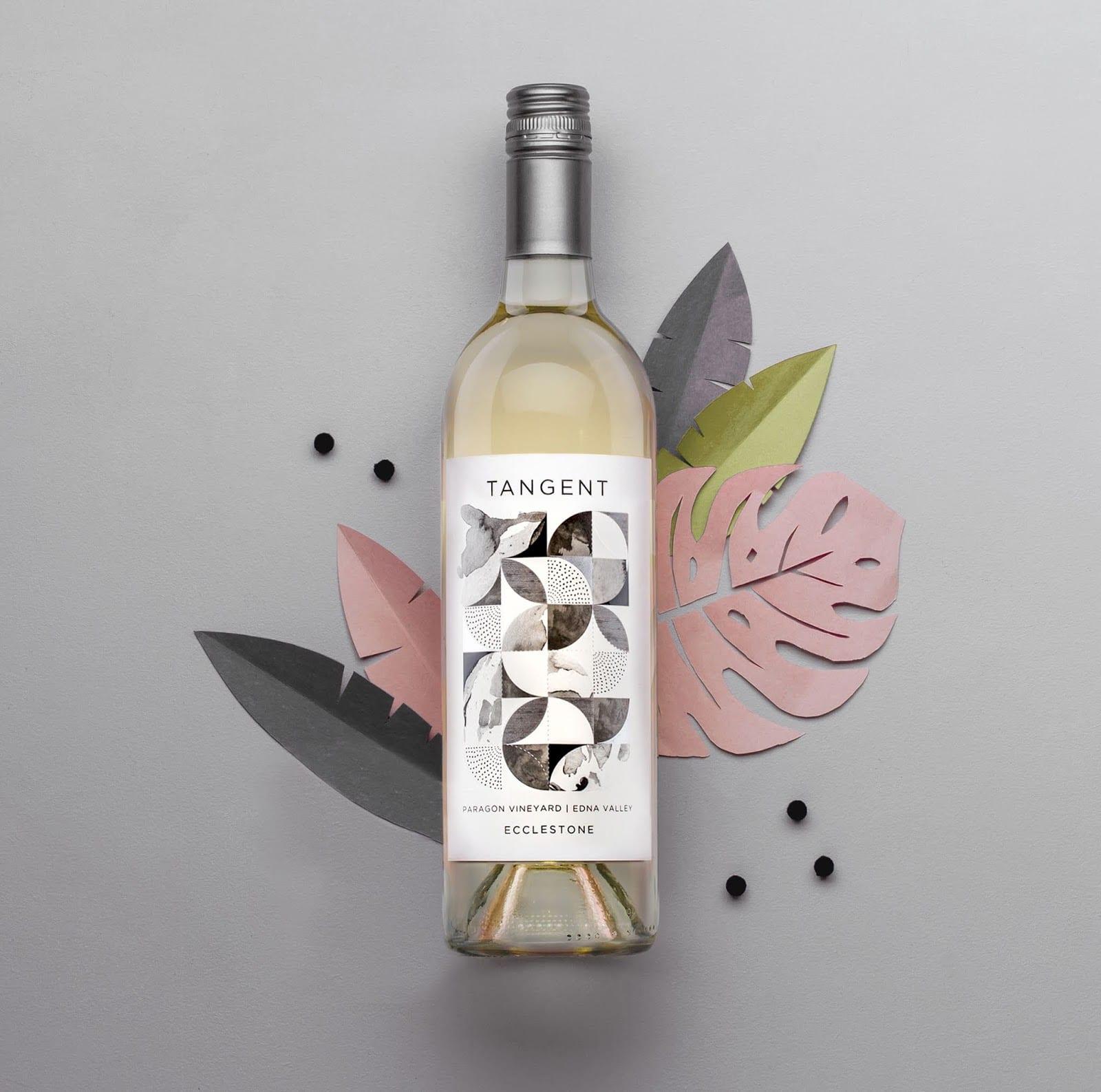TANGENT img 4 - Redesign obalu Tangent Wines, populárních vín z Kalifornie