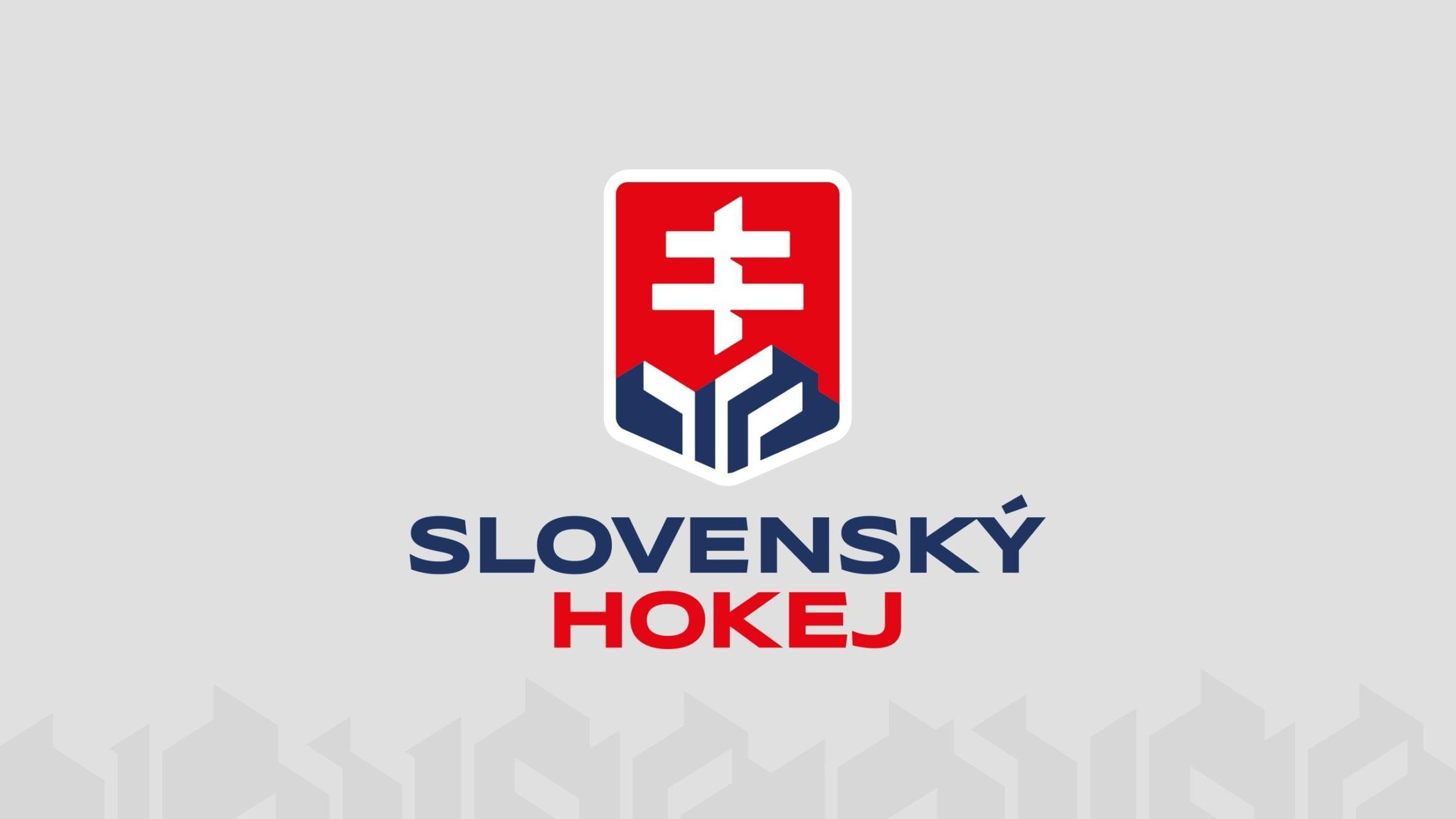 hockey slovakia 1 - Zdvihnuté hokejky – SZĽH odhalil svoje nové logo