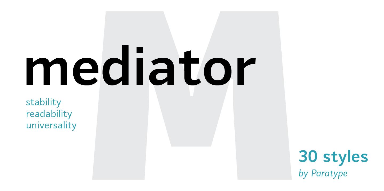 205205 - Font dňa – Mediator