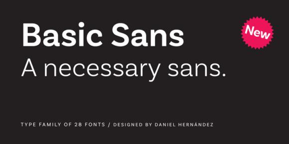 210473 580x290 - Font dňa – Basic Sans
