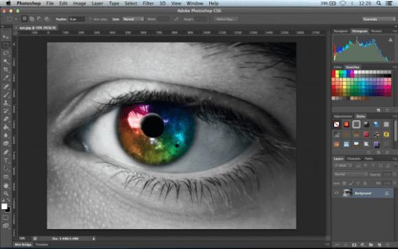 22a64ae0 cf22 4e27 b718 f1494253b2d7 580x363 - Adobe ohlásilo plnohodnotný Photoshop CC pre iPad