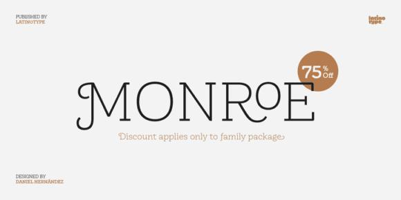 274478 580x290 - Font dňa – Monroe