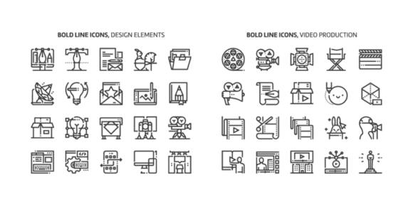 274985 580x290 - Font dňa – Bold Line Icons