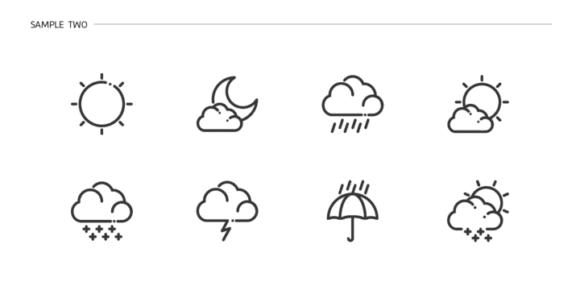 274989 580x290 - Font dňa – Bold Line Icons