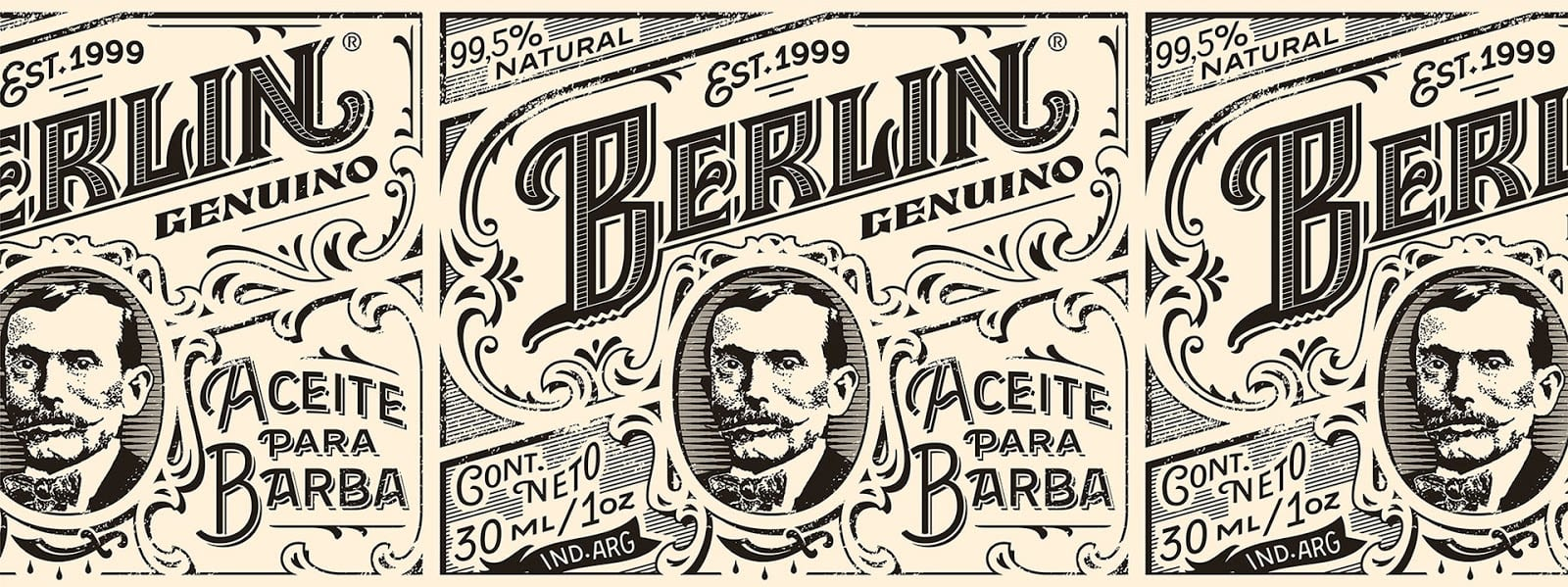 Berlin Genuino 03 - Ach, tie obaly – Berlin Genuino