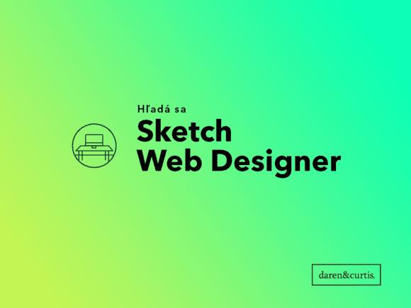 dc fcbk post sketch webdesigner 580x435 - Hľadá sa Sketch Web designer