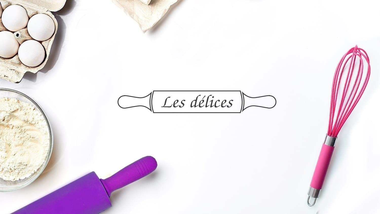 les deliches  17 - Mouka Les Délices v novém barevném obalu