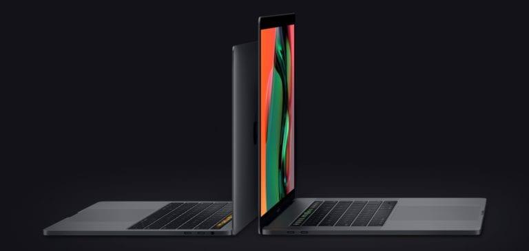 macbook pro 2018 display size 768x365 - MacBook Pro dostane nové konfigurácie s kartami Radeon Pro Vega