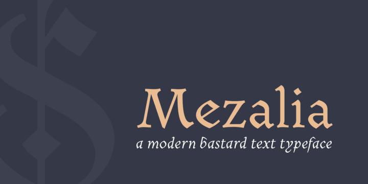 281581 - Font dňa – Mezalia