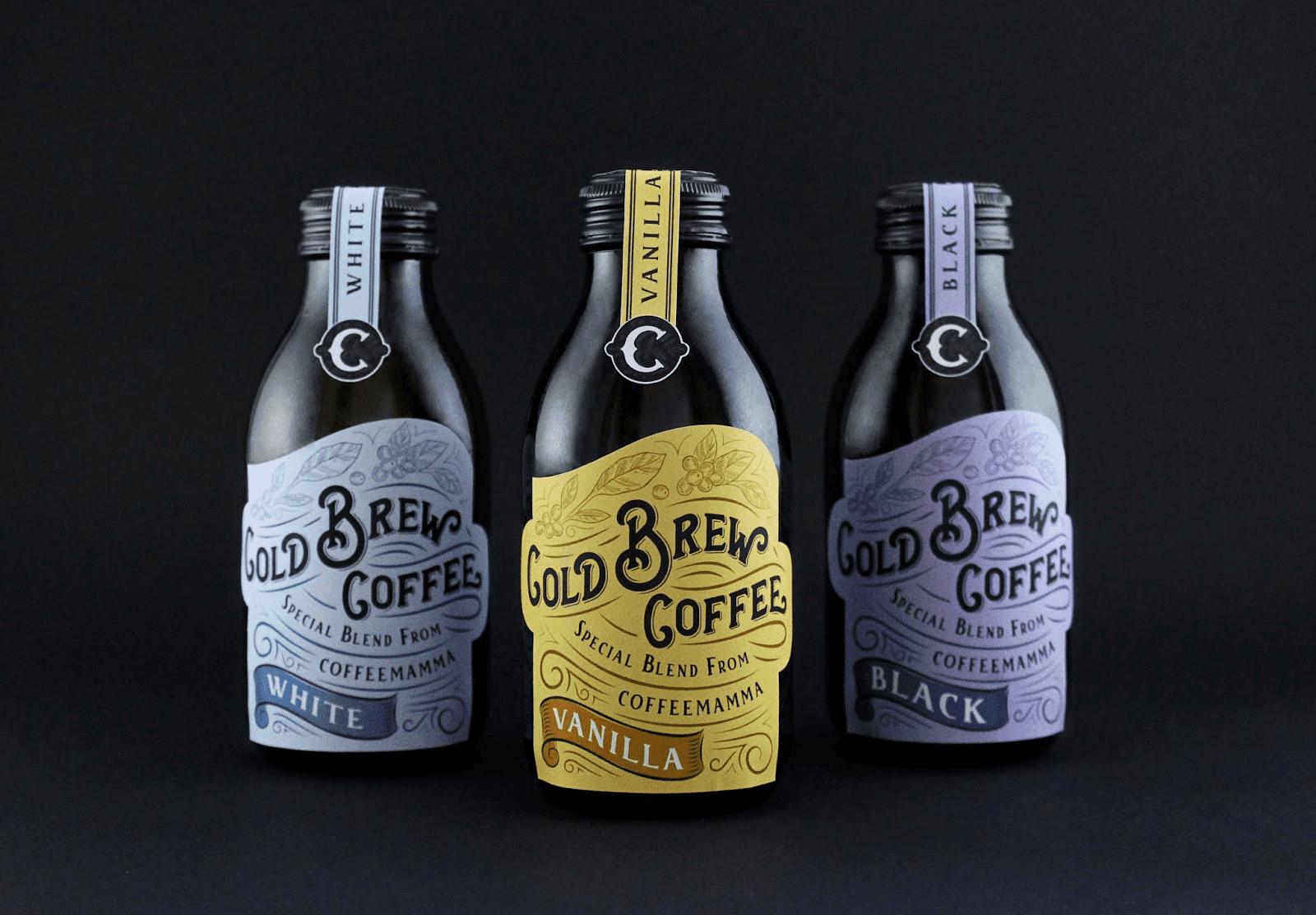 image - Ach, tie obaly – Coffeemamma Cold Brew