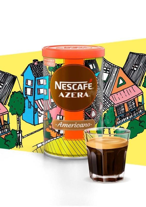 AZERA LIMIT EDICE KV vyska 2018 sk Page 3 Image 0001 565x800 - Nescafé Azera s dizajnom od českých a slovenských autorov