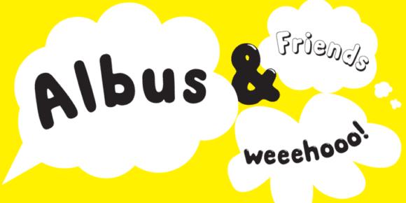 135521 580x290 - Font dňa – Albus