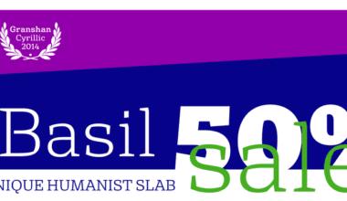 273705 380x220 - Font dňa – Basil