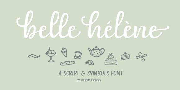 286383 580x290 - Font dňa – Belle Helene