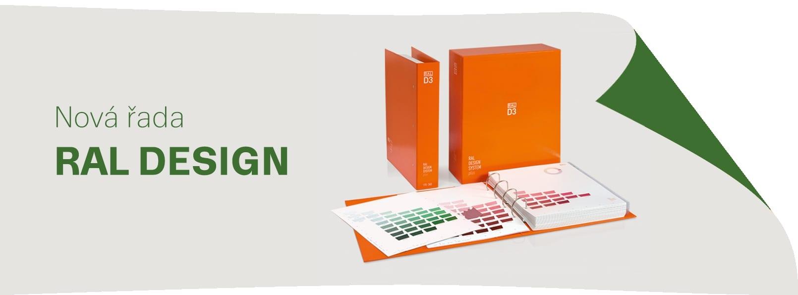 Banner - 200 nových odstínů RAL Design
