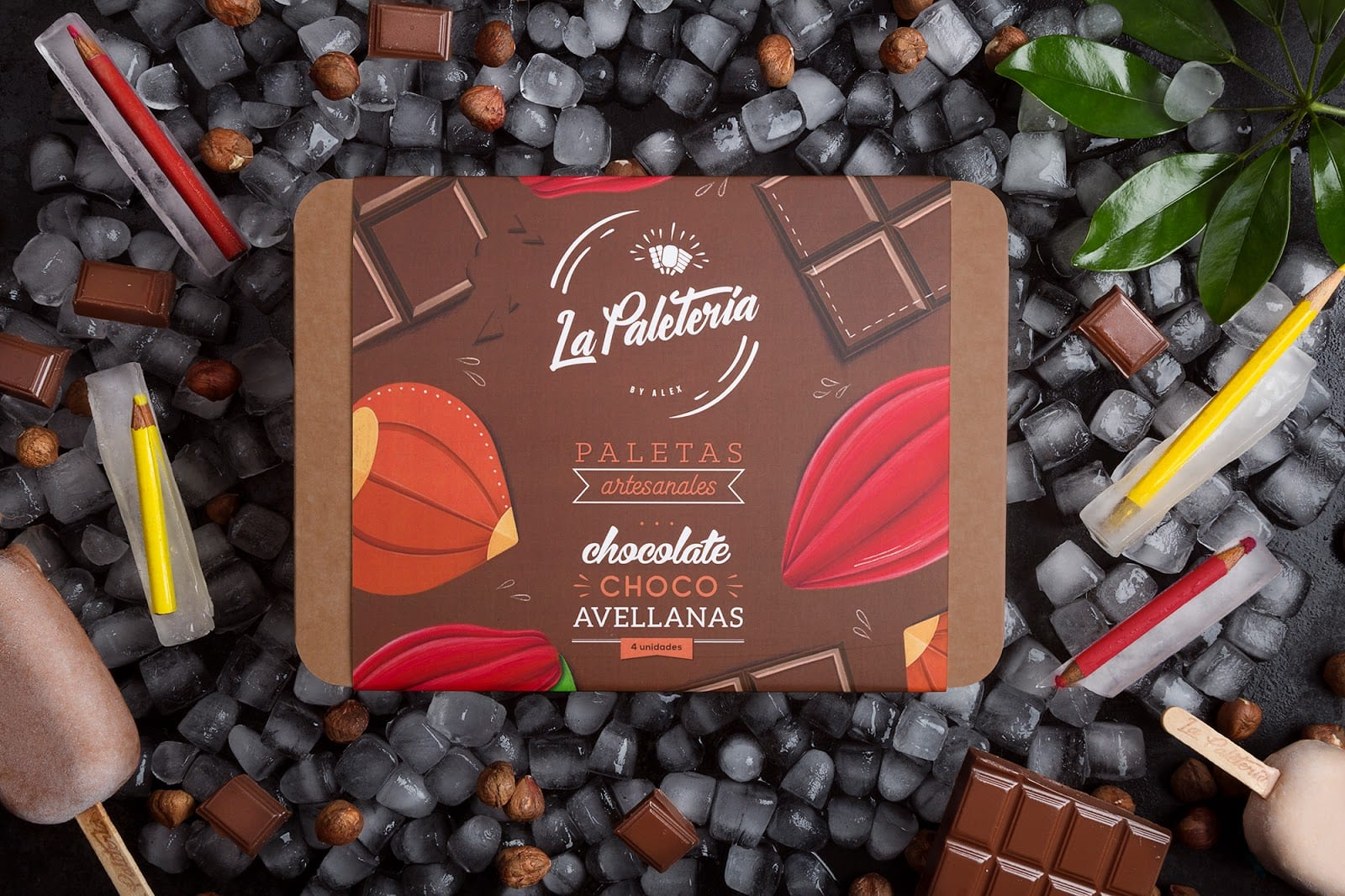 La Paletería 3 - Ach, tie obaly – La Paletería by Alex