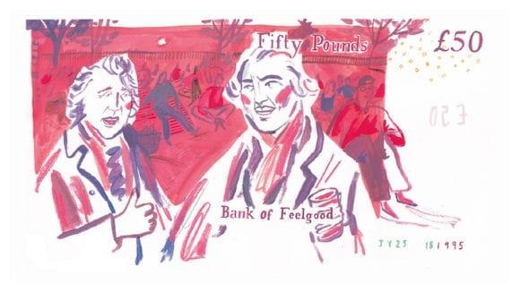 cover 580x326 - Osviežujúce ilustrácie dávajú britským bankovkám nový dych