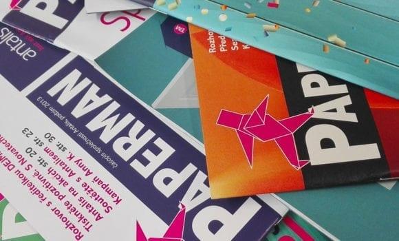 paperman 580x350 580x350 - Vytvorte obálku časopisu Antalis a vyhrajte!