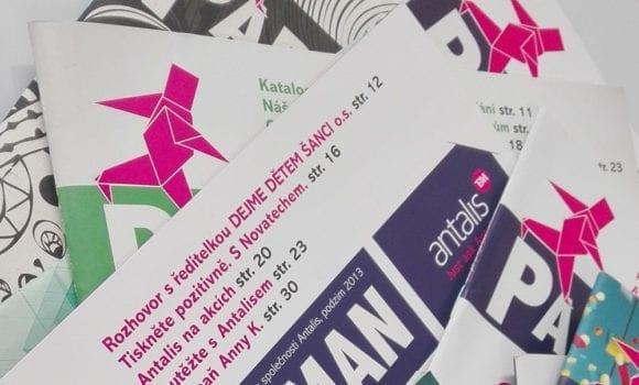 paperman2 580x350 580x350 - Vytvorte obálku časopisu Antalis a vyhrajte!
