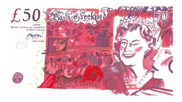 yu 580x326 - Osviežujúce ilustrácie dávajú britským bankovkám nový dych