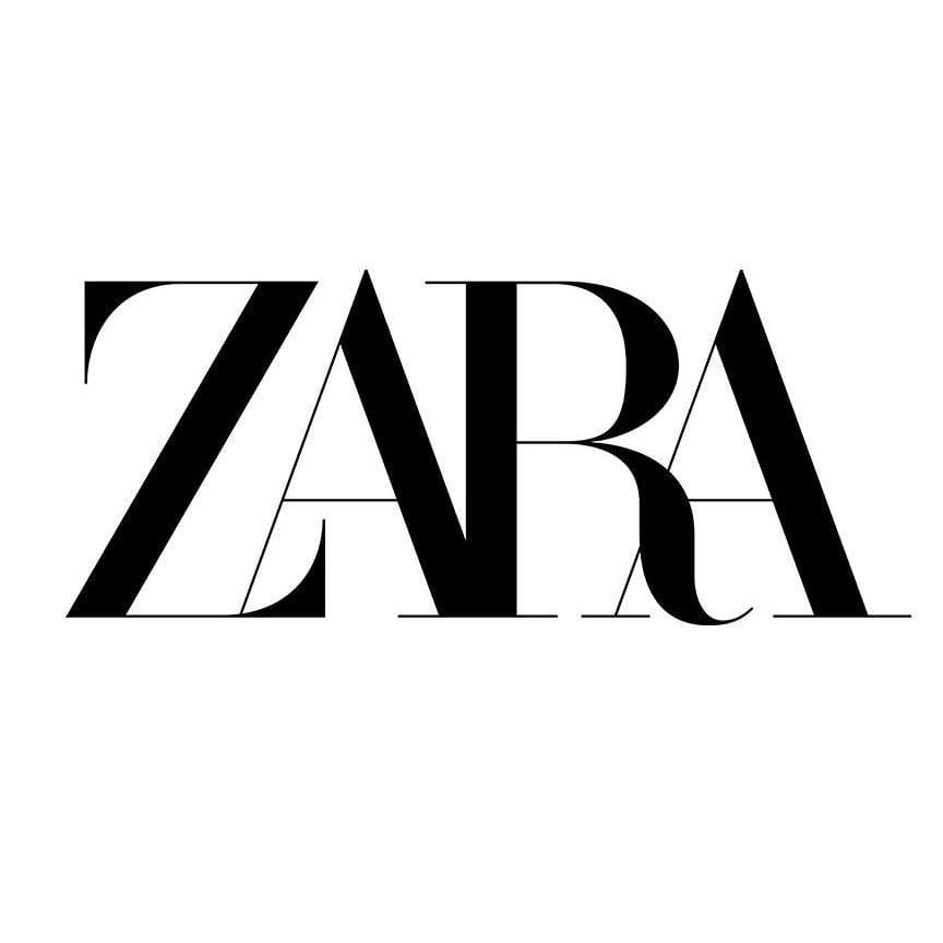 zara logo - Tesne - Zara má nové logo