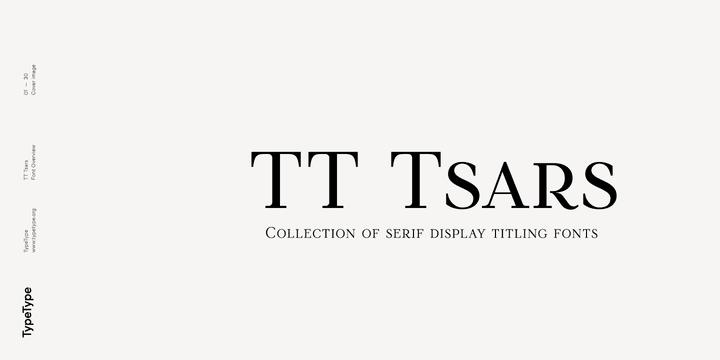 288319 - Font dňa – TT Tsars