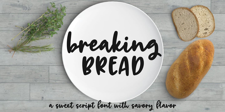 291965 1 - Font dňa – Breaking Bread