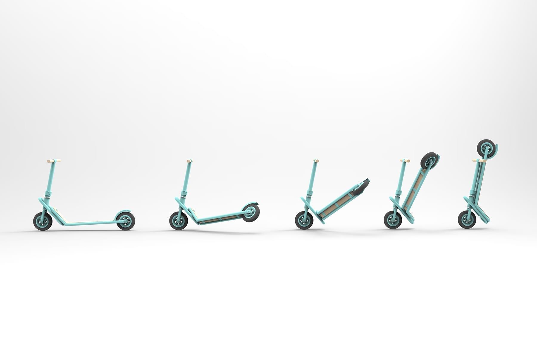absolutni vitez kolobezky lunt - Odstartujte svou kariéru soutěží Best in Design