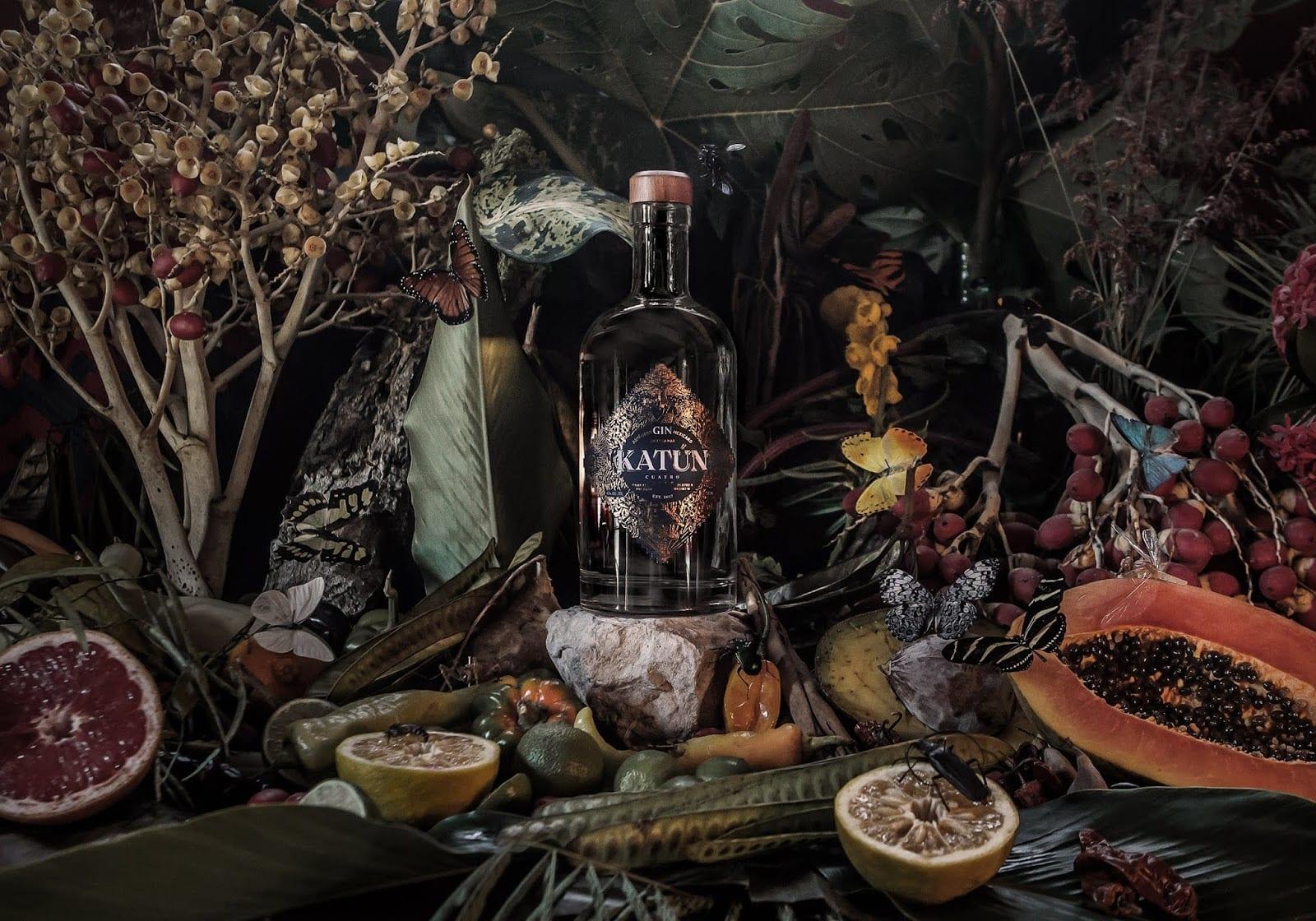 katun 01 - Ach, tie obaly – Gin Katun 4