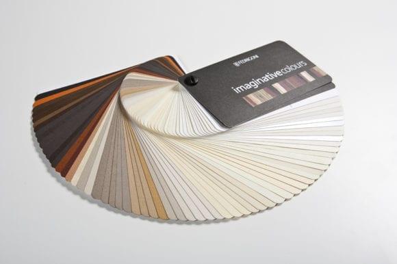 mg 2138 580x386 - IMAGINATIVE COLOURS – Viac ako 250 farieb papierov Fedrigoni
