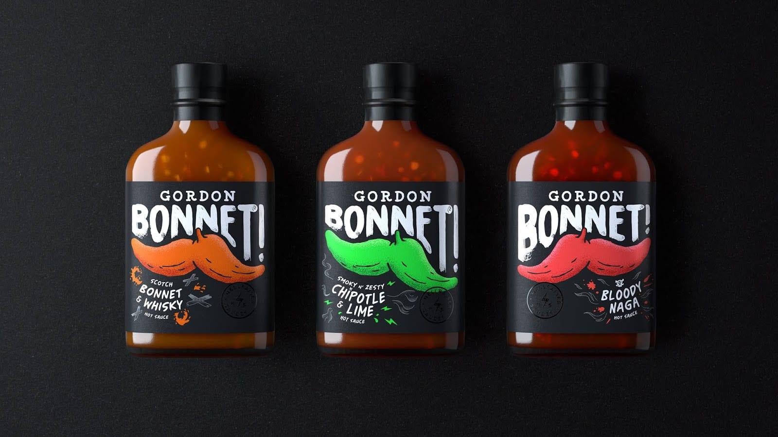 2 gordon bonnet lineup - Gordon Bonnet! – Originální omáčkový ďábel