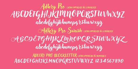 244881 580x290 - Font dňa – Adlery Pro