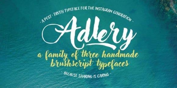 244889 580x290 - Font dňa – Adlery Pro