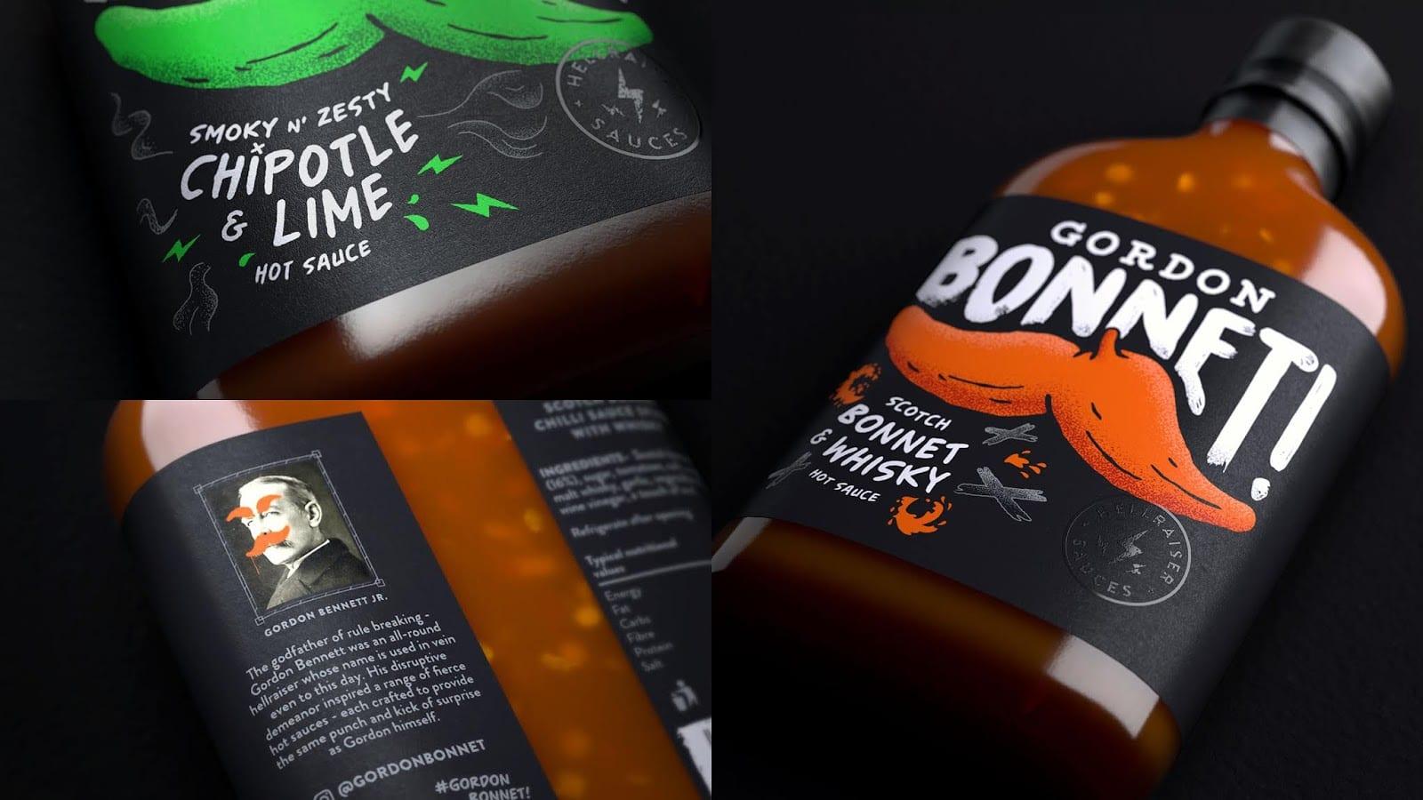 4 gordon bonnet close ups - Gordon Bonnet! – Originální omáčkový ďábel