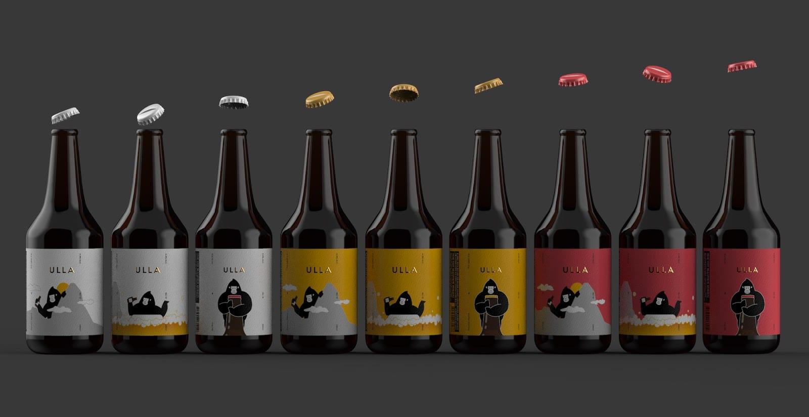 ark 1 - Ach, tie obaly – ULLA X ARK Beer