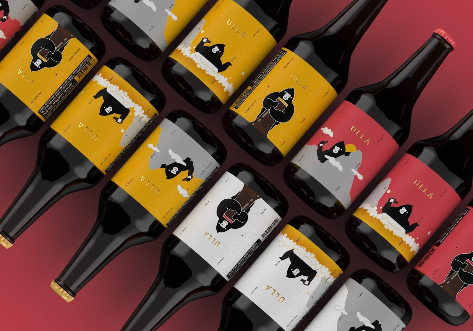 ark 10 - Ach, tie obaly – ULLA X ARK Beer