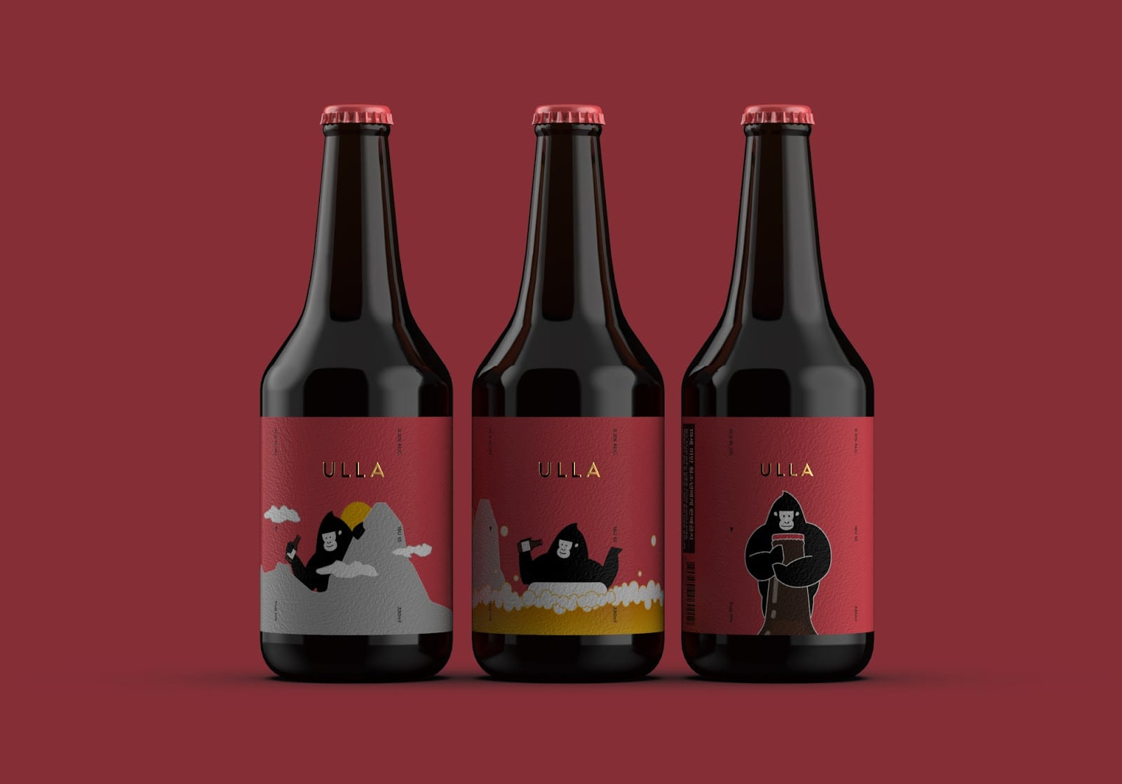 ark 2 - Ach, tie obaly – ULLA X ARK Beer