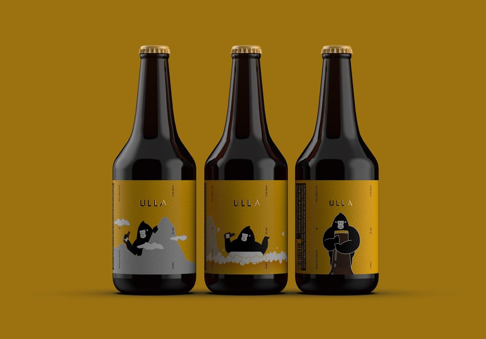 ark 3 - Ach, tie obaly – ULLA X ARK Beer