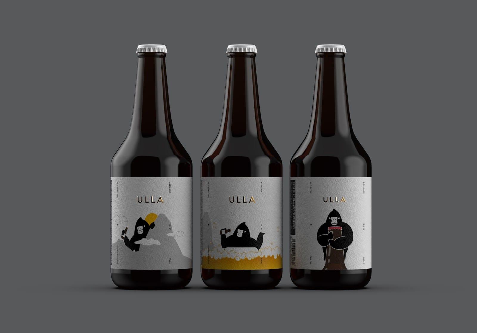 ark 4 - Ach, tie obaly – ULLA X ARK Beer