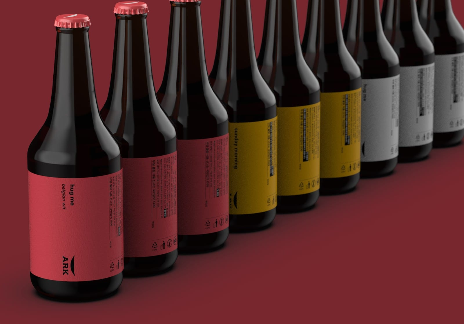 ark 5 - Ach, tie obaly – ULLA X ARK Beer