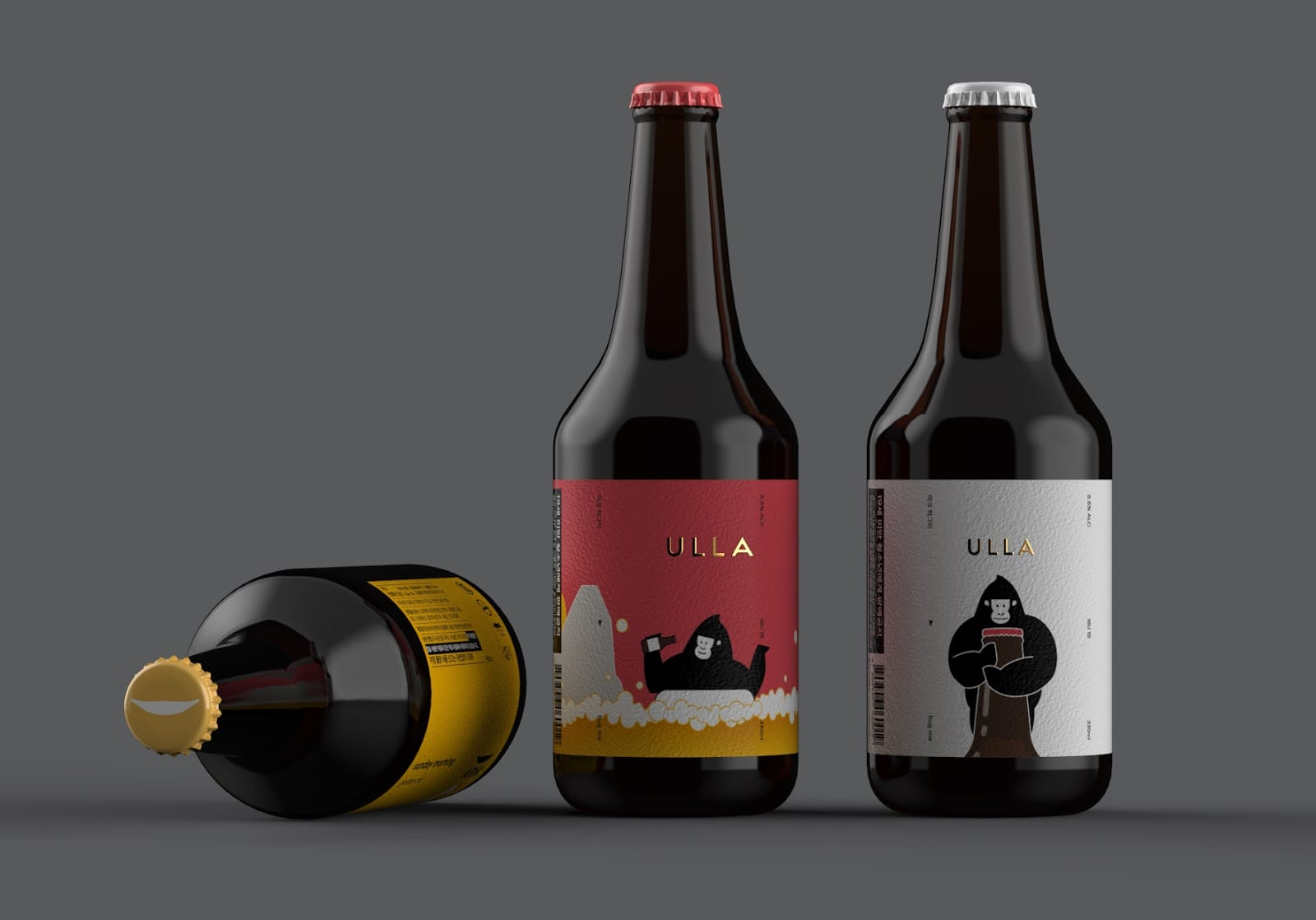 ark 6 - Ach, tie obaly – ULLA X ARK Beer