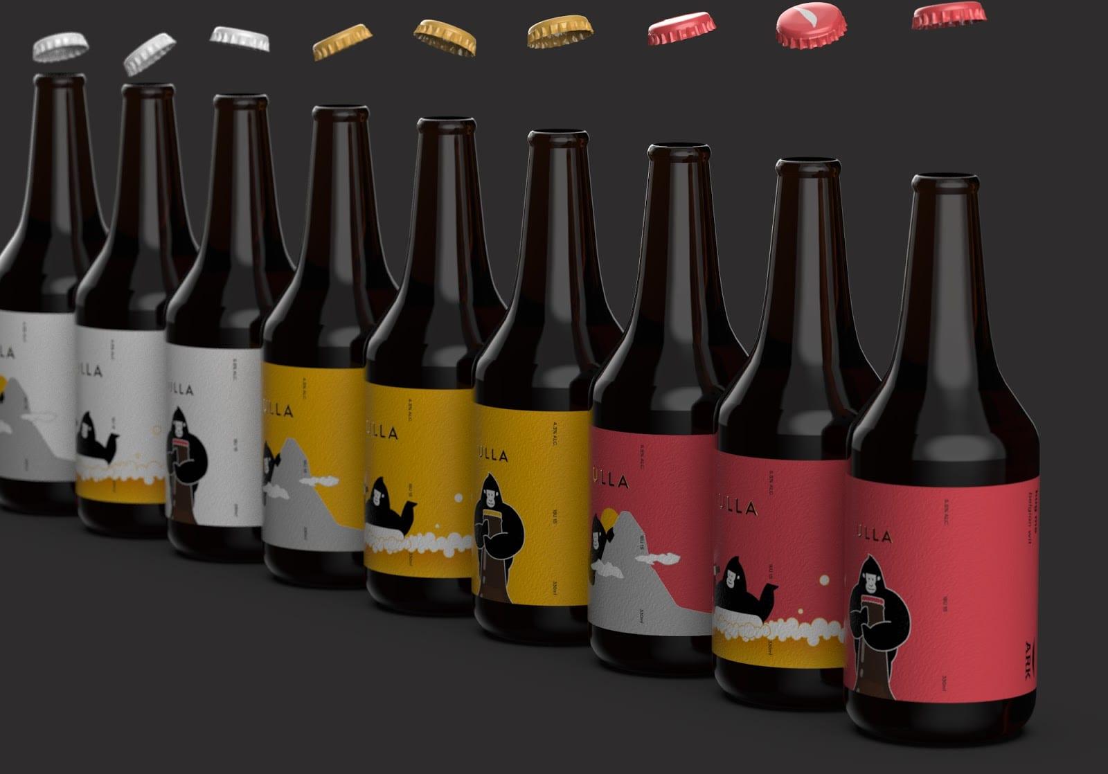 ark 7 - Ach, tie obaly – ULLA X ARK Beer