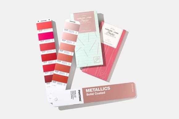 pantone new metallic colours product design 03 580x387 - Nové metalické barvy PANTONE pro využití v grafickém a obalovém průmyslu