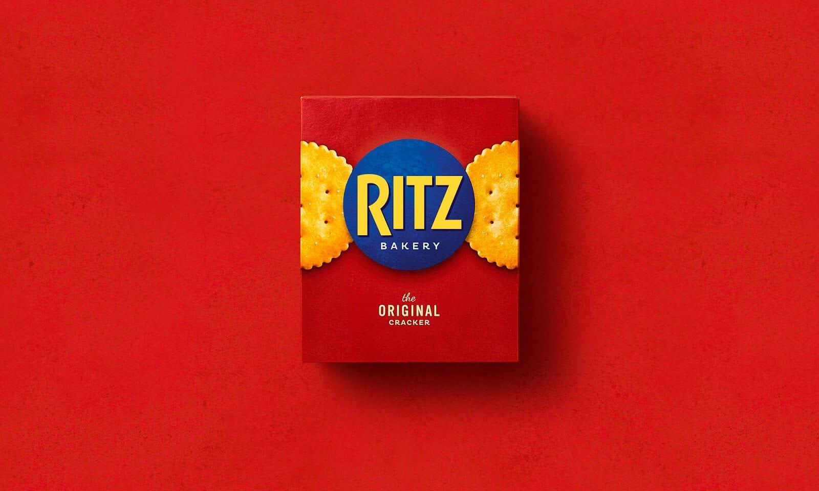 ritz family pr page 1 lowres - Nový redesign krekrů Ritz