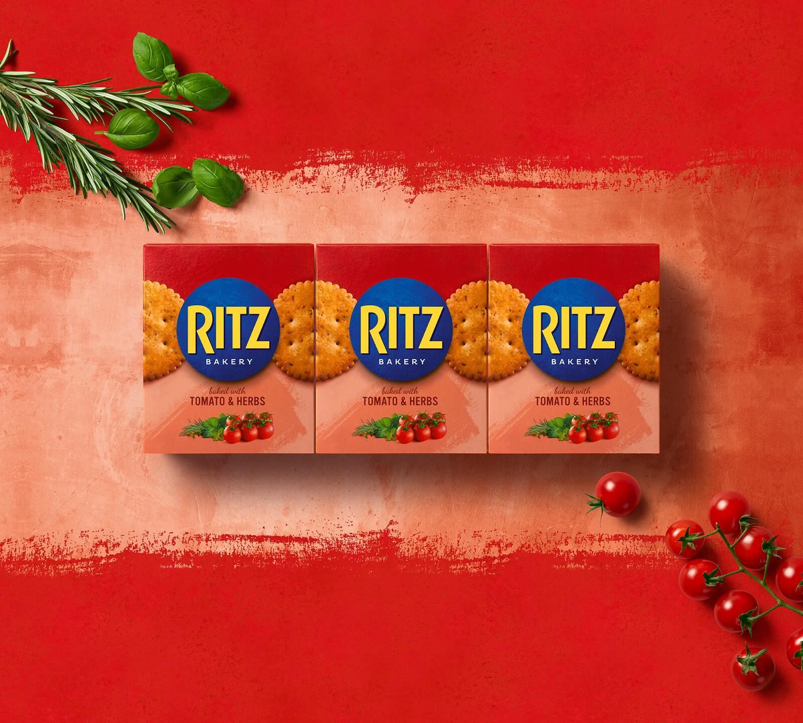 ritz family pr page 4 lowres - Nový redesign krekrů Ritz